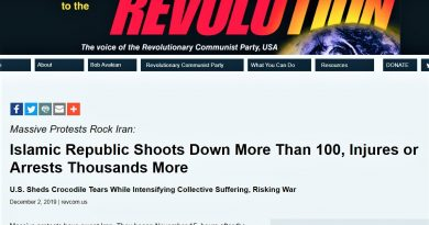 اعتراض های گسترده ایران را می لرزاند: جمهوری اسلامی ایران بیش از صد نفر را به ضرب گلوله کشته و هزاران نفر دیگر را مجروح و دستگیر کرده است