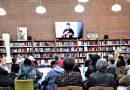 گزارشی از گردهمایی به منظور جمع آوری کمک مالی برای «تور برای یک انقلاب واقعی» در شهر برکلی
