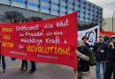 گزارش از شرکت در تظاهرات هشت مارس در شهر برلین آلمان