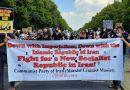 گزارش تظاهرات علیه نژادپرستی در شهر برلین