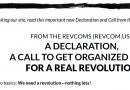 فراخوانِ متشکل شدن برای یک انقلاب واقعی