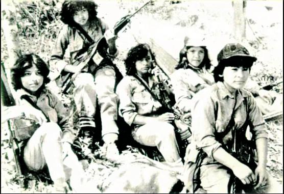 انقلاب و جنگ خلق پرو